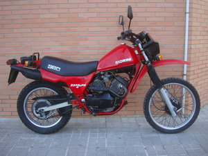 1984 Morini Kanguro 350 First serie For Sale