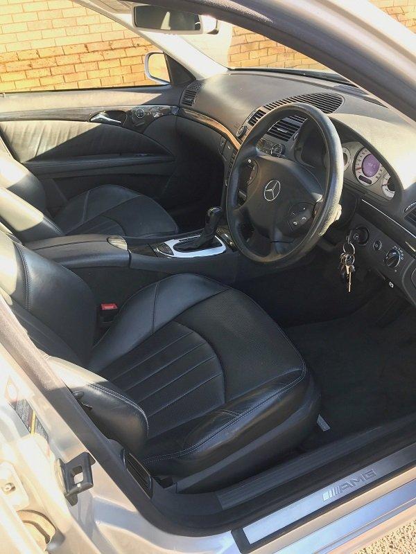 2004 Mercedes E55k Estate (s211/w211) For Sale (picture 4 of 4)