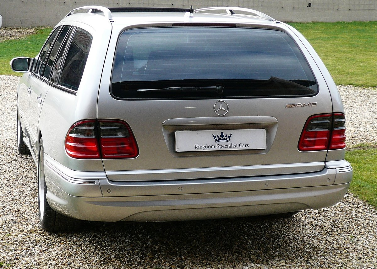 2000 Mercedes-Benz E320CDI - rare AMG factory specification SOLD (picture 3 of 6)