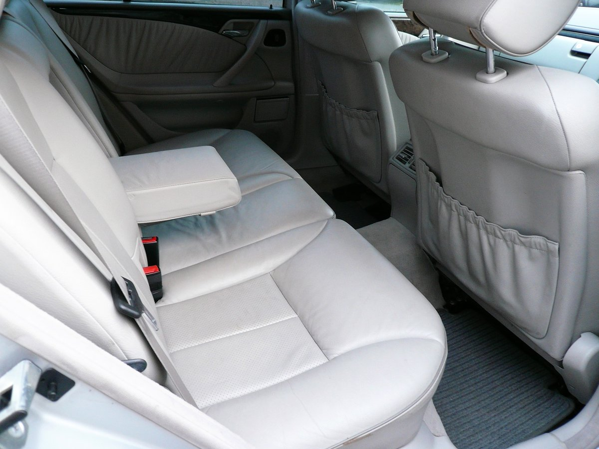 2000 Mercedes-Benz E320CDI - rare AMG factory specification SOLD (picture 5 of 6)