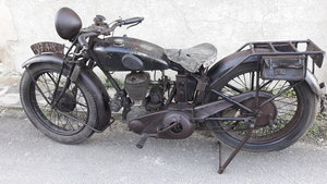 1929 TERROT 350 HST For Sale