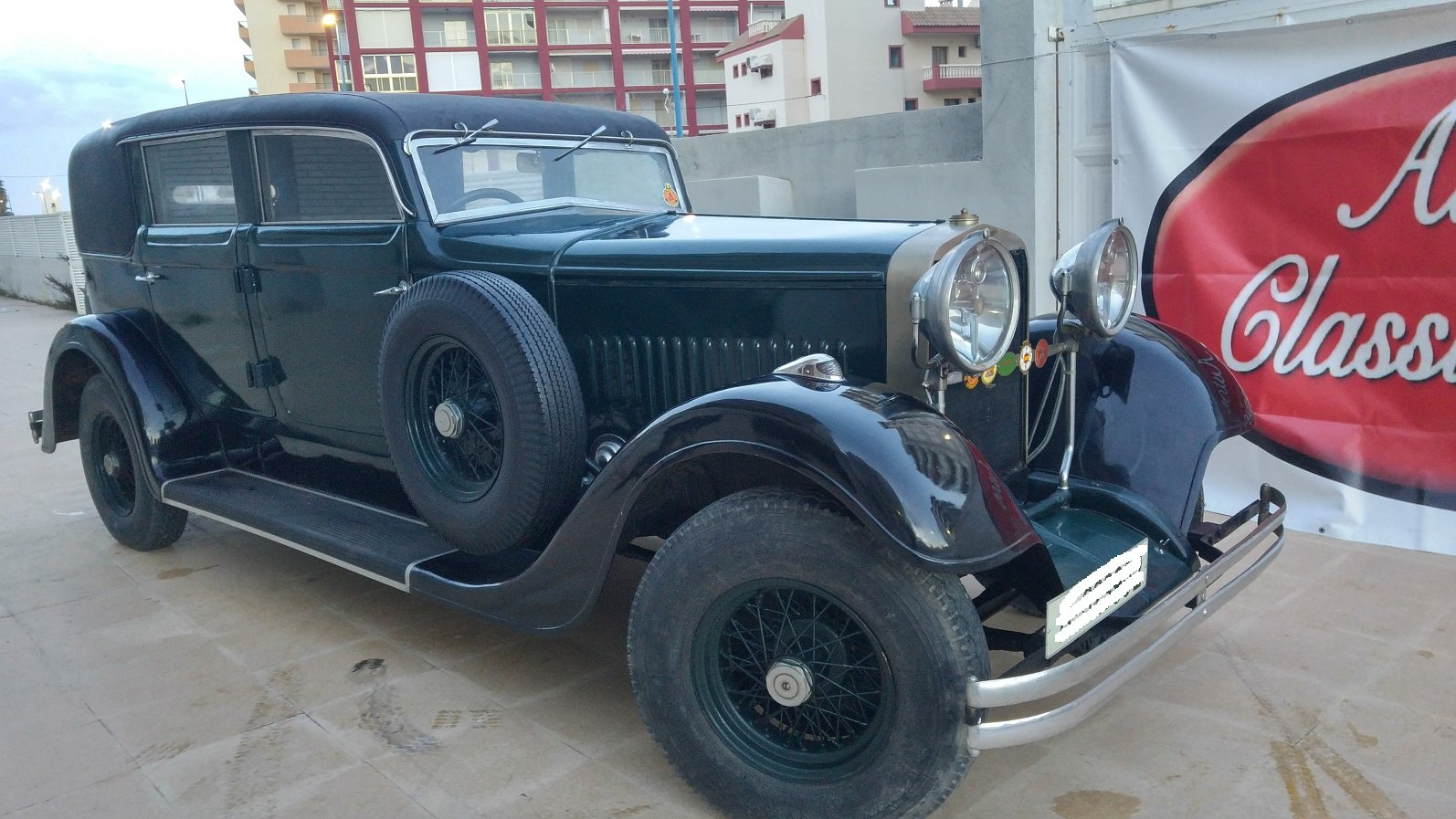 1925 Hispano suiza t49 For Sale (picture 1 of 6)