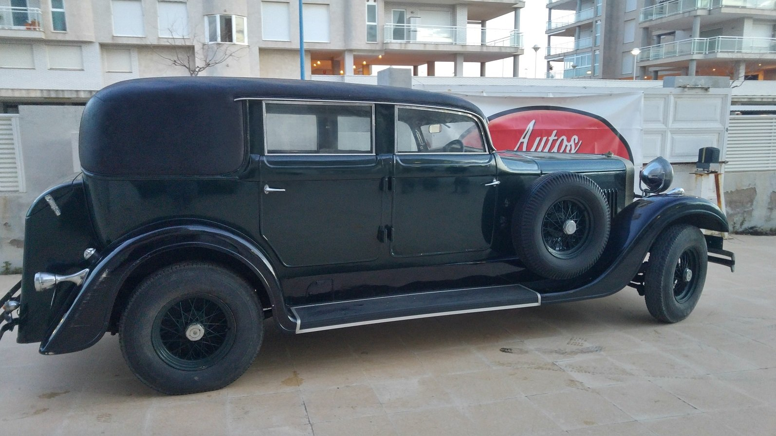 1925 Hispano suiza t49 For Sale (picture 2 of 6)