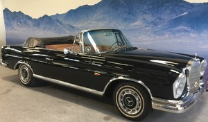 1962 Mercedes-Benz 220 / 280 SE Convertible   SOLD