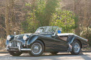 1957 TRIUMPH TR3 For Sale