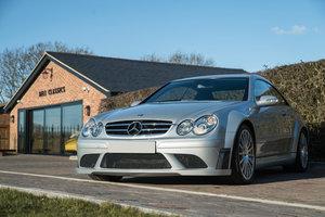 2007 Mercedes CLK AMG 6.3 Black Edition For Sale