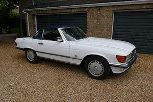 1987 Mercedes Benz 420SL (R107) For Sale