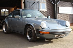 LHD 1983/Y PORSCHE 911 SC 3.0 COUPE  For Sale