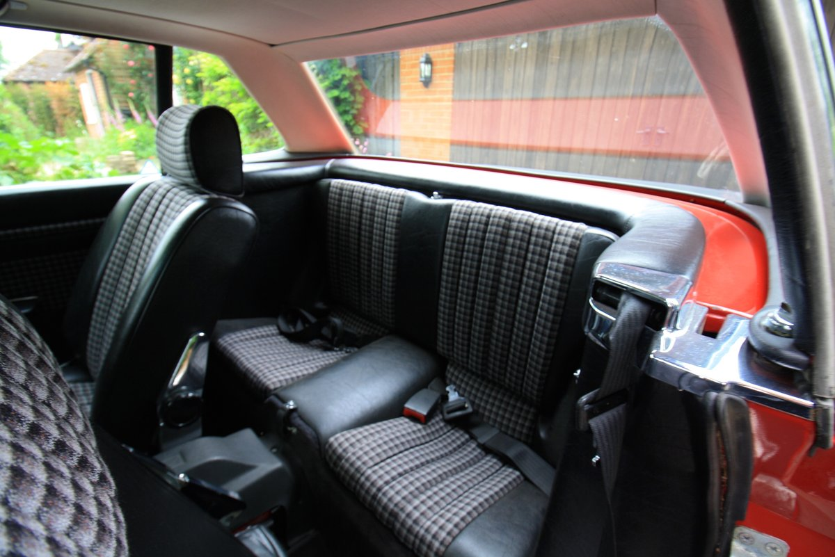 Mercedes 280 SL Auto, 1983. Stunning low mileage example. SOLD (picture 5 of 6)