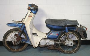 1984 Yamaha Townmate, 79 cc. SOLD by Auction