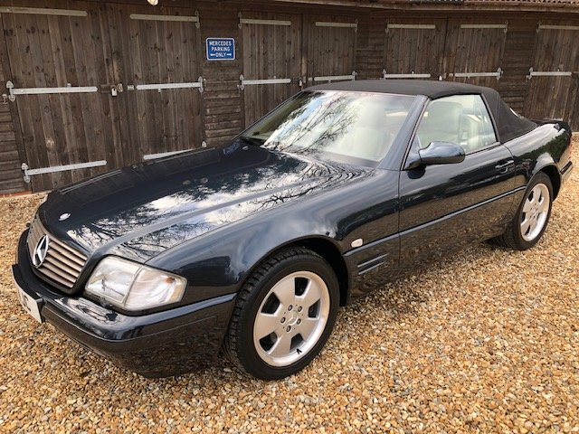 1998 Mercedes SL 320 ( 129-series ) For Sale (picture 1 of 6)