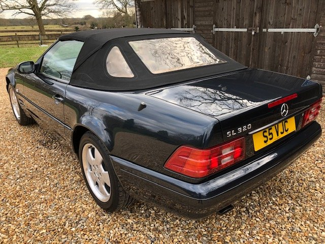 1998 Mercedes SL 320 ( 129-series ) For Sale (picture 3 of 6)
