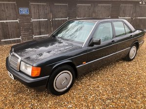 1992 Mercedes 190E 2-litre ( 201-series ) For Sale