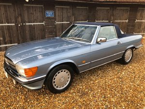 1987 Mercedes 300 SL ( 107-series ) For Sale