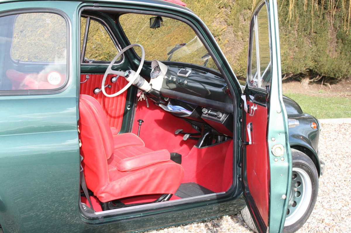 1973 Steyr Puch 500 S.Fiat Superb Condition Throughout.Very Rare For Sale (picture 4 of 6)