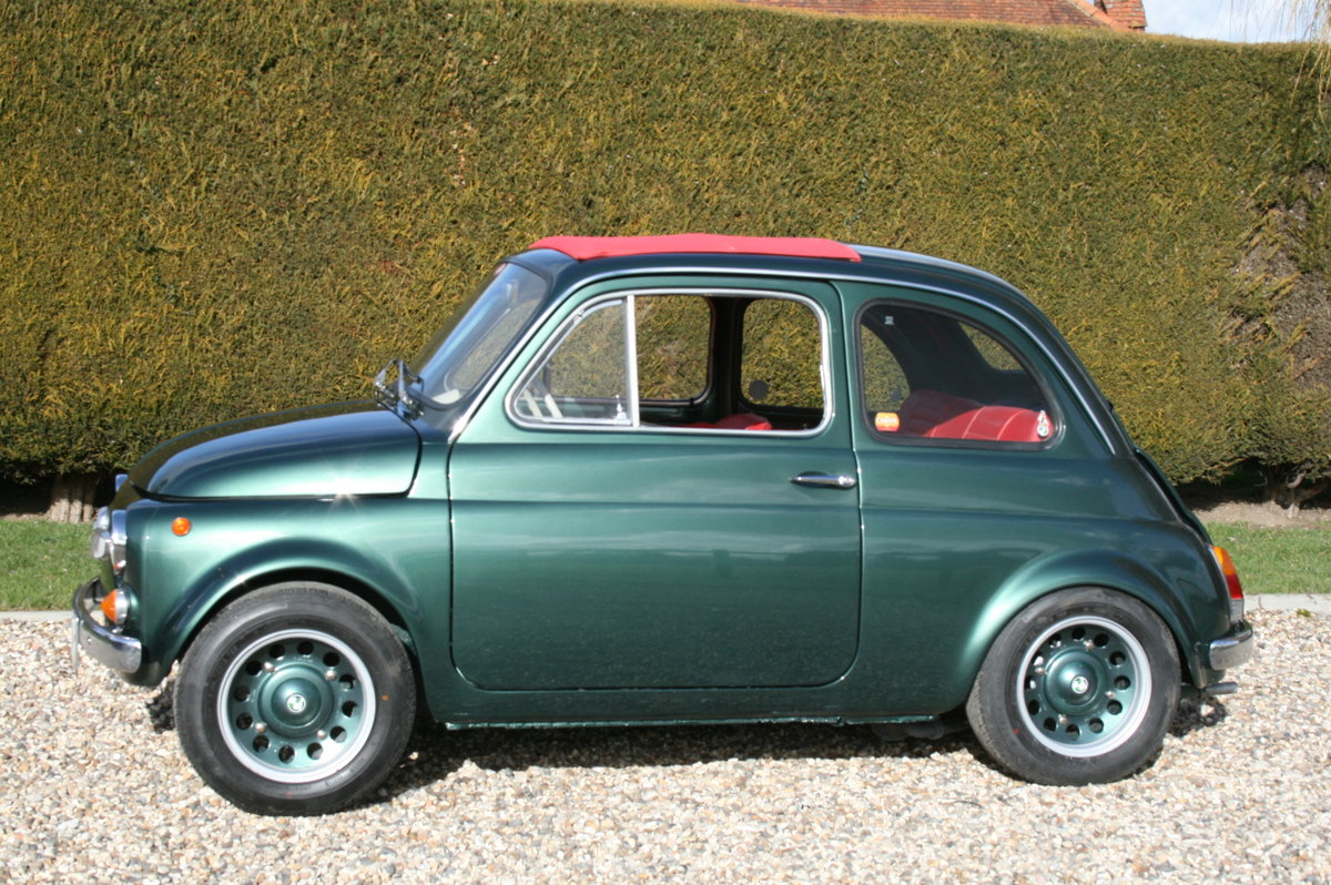 1973 Steyr Puch 500 S.Fiat Superb Condition Throughout.Very Rare For Sale (picture 6 of 6)