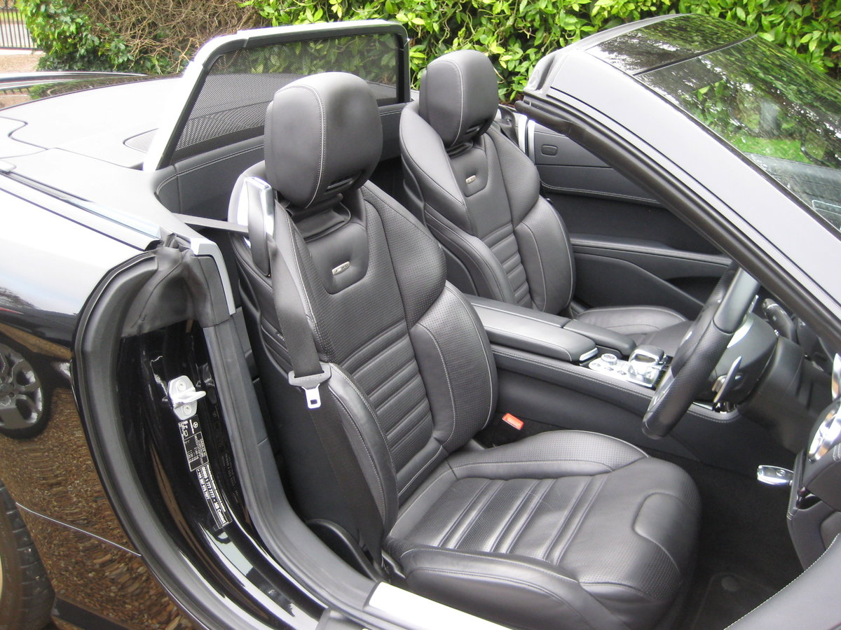 2012 Mercedes Benz SL63 AMG With Over £12k Of Optional Extras For Sale (picture 4 of 6)