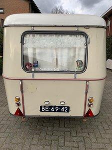 1960 Eriba Faun, Eriba Puck, eriba Faun Caravan. SOLD