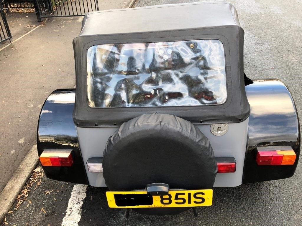 Locust Seven 7 kit car 1600 crossflow excellent condition  For Sale (picture 4 of 6)