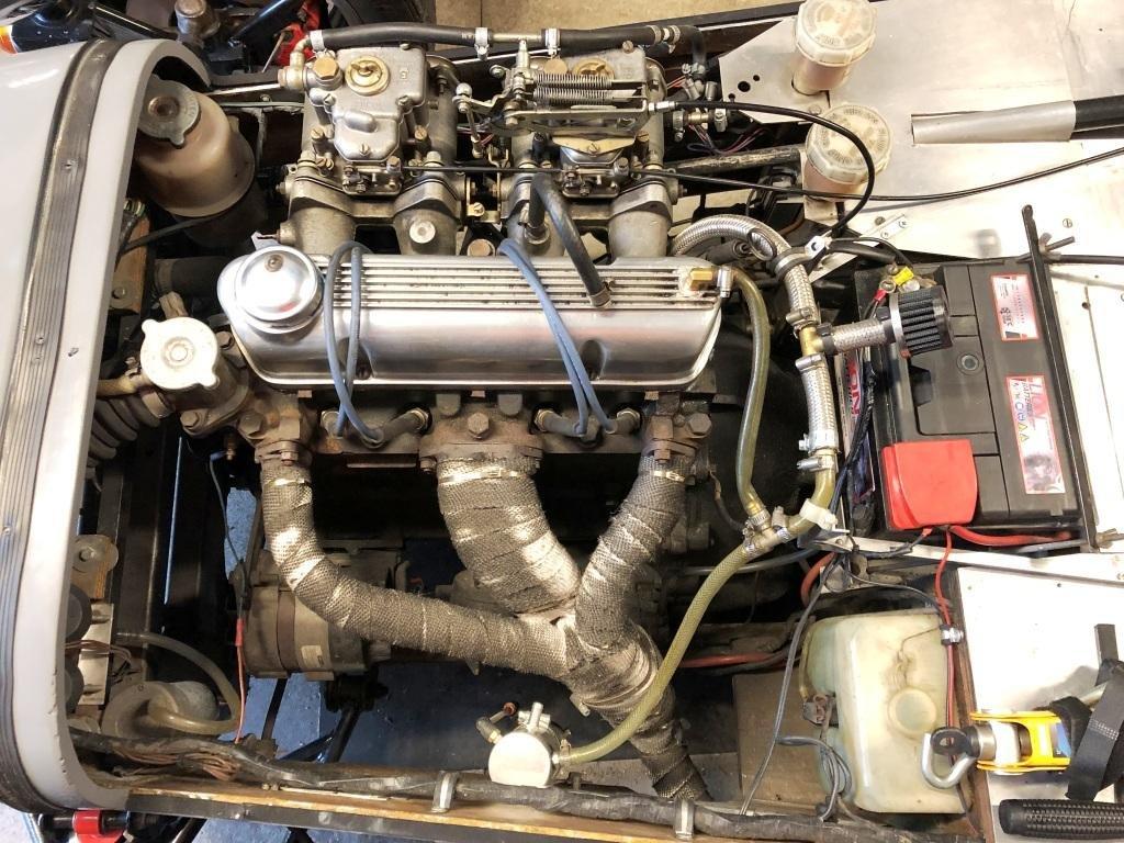 Locust Seven 7 kit car 1600 crossflow excellent condition  For Sale (picture 5 of 6)