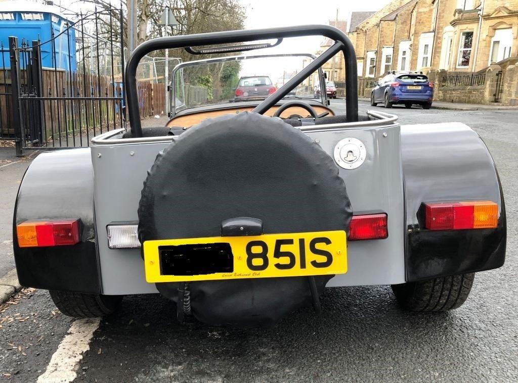 Locust Seven 7 kit car 1600 crossflow excellent condition  For Sale (picture 6 of 6)