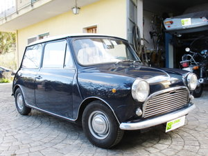 INNOCENTI (MK3) MINI MINOR 850CC (1971) - TOTALLY RESTORED For Sale