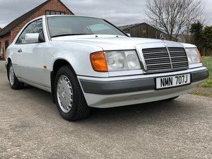 1990 Mercedes W124 E230 Coupe Beautiful