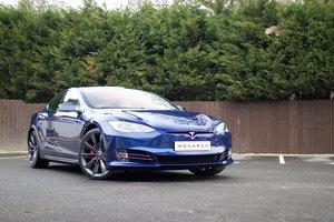 2016/66 Tesla Model S P100D Ludicrous For Sale