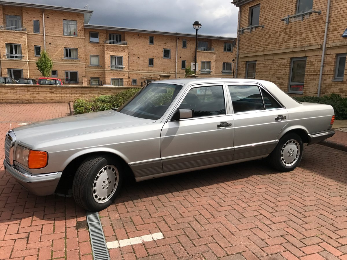 1982 Mercedes w126 For Sale (picture 1 of 6)