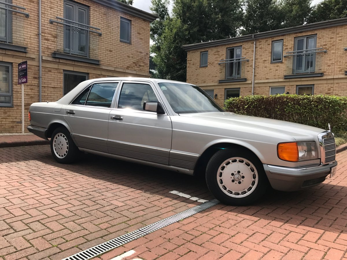 1982 Mercedes w126 For Sale (picture 3 of 6)