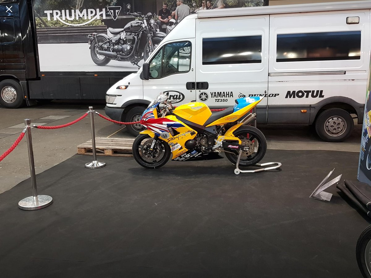 2019 Motorcycle Delivery/Transport UK Europe  (picture 1 of 6)