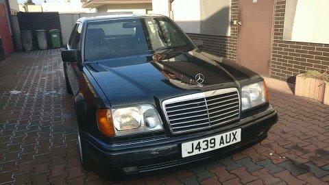 1991 Mercedes 500E For Sale