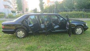 Mercedes Benz 1994 E250 D LWB  6 door limousine For Sale