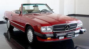 Mercedes-Benz 560SL (1988) For Sale