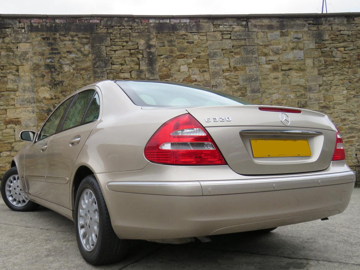 2002 Mercedes W211 E320 V6 Elegance Auto - 62K- FMBSH  - Hi Spec SOLD (picture 2 of 6)