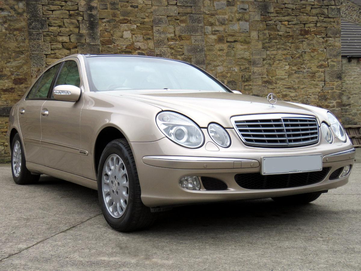2002 Mercedes W211 E320 V6 Elegance Auto - 62K- FMBSH  - Hi Spec SOLD (picture 3 of 6)