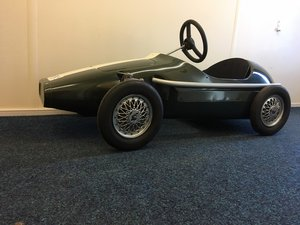 1960's Triang Junior Racer Pedal Car at Morris Leslie SOLD by Auction
