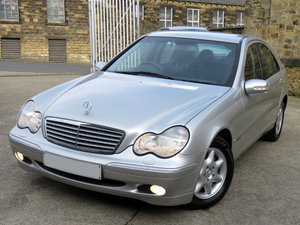 2002 Mercedes W203 C180 Elegance - Just 7k Mls - Almost Like New! SOLD