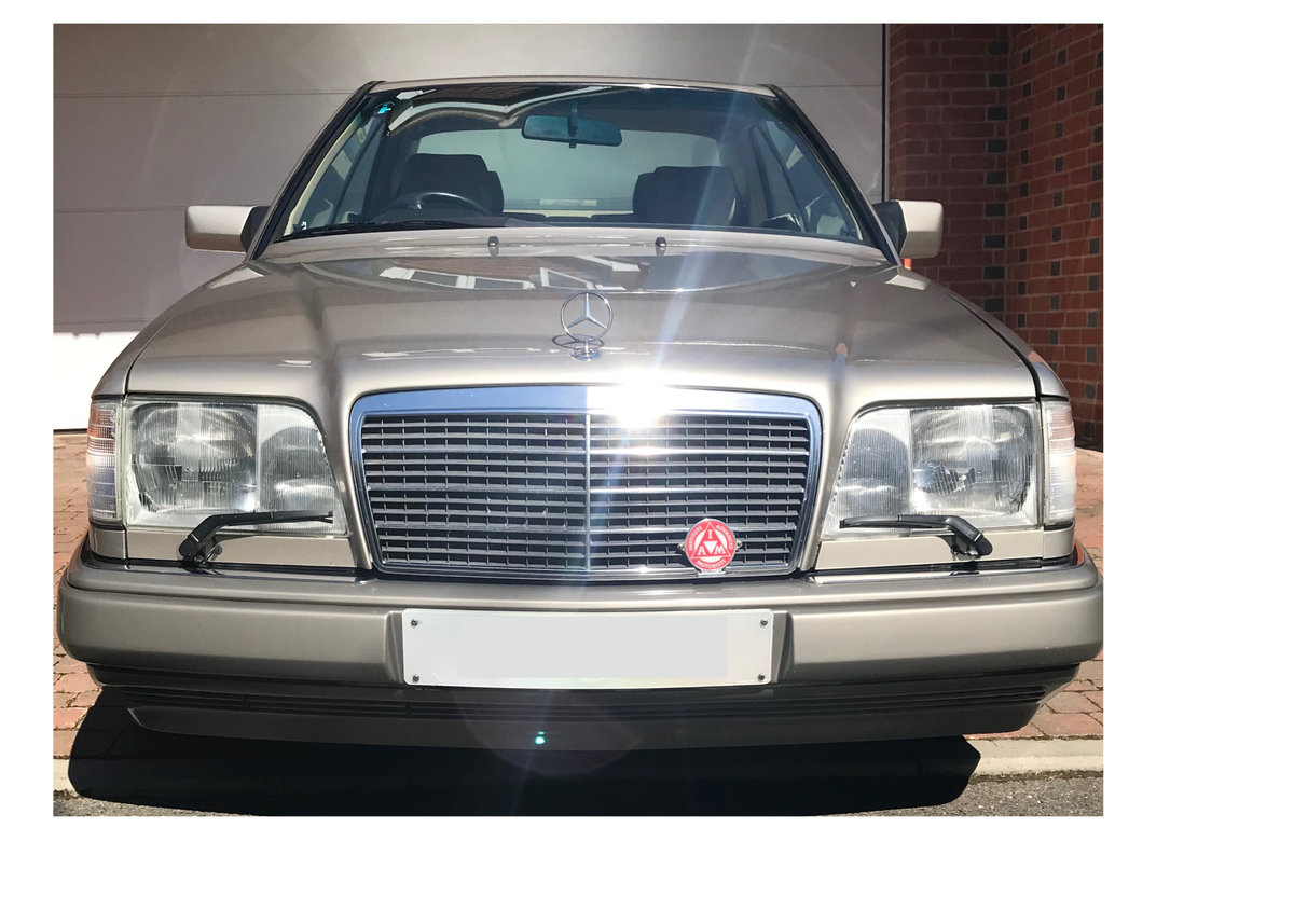 1995 Mercedes E320 AMG coupe - beautiful For Sale (picture 2 of 6)