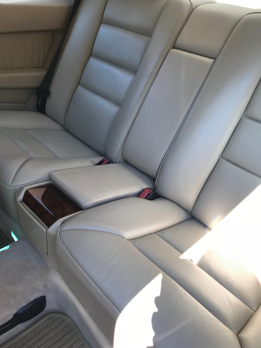 1995 Mercedes E320 AMG coupe - beautiful For Sale (picture 4 of 6)
