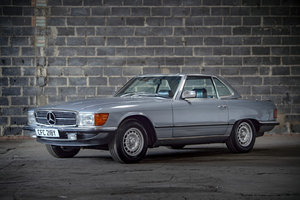 1982 Mercedes-Benz 380SL - Restored - on The Market SOLD by Auction