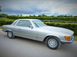 1979 SL coupe a truly excellent tourer For Sale