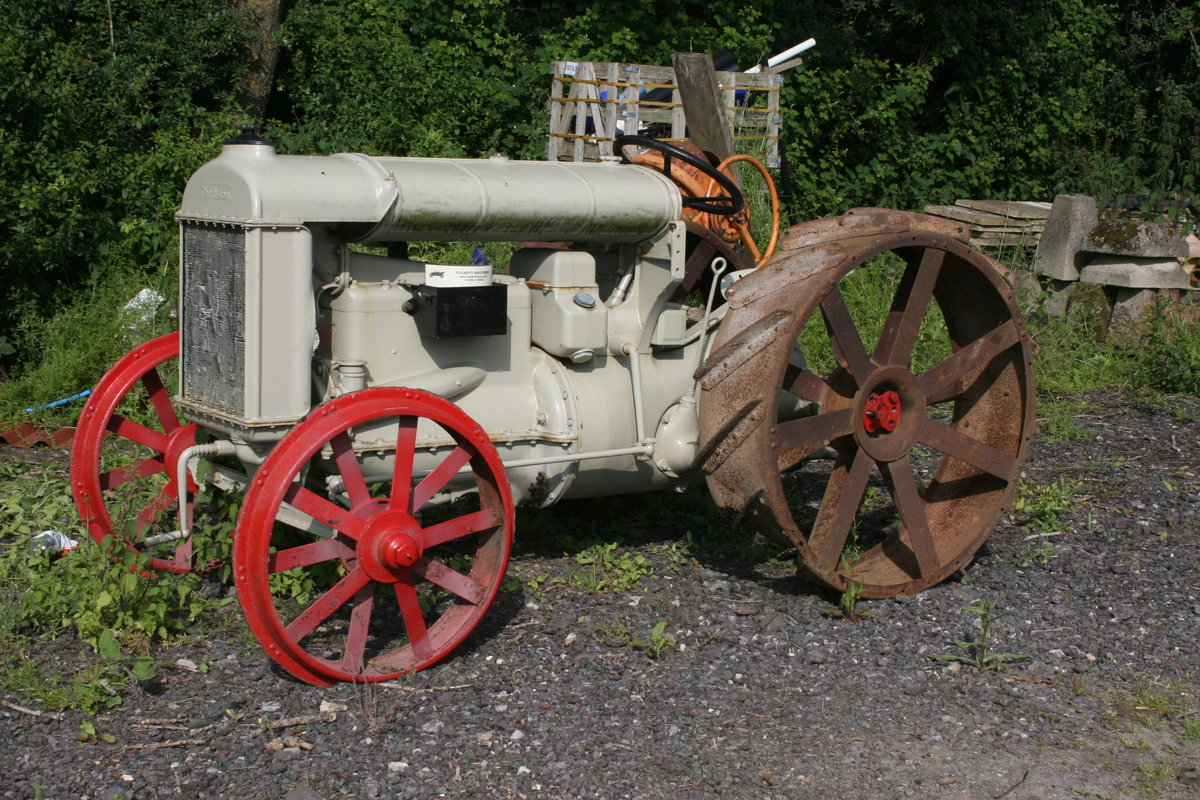 1925 Fordson Model F Tractor For Sale (picture 1 of 1)