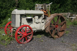 1925 Fordson Model F Tractor