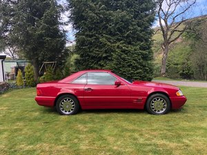 1997 Mercedes Benz SL600 R129 For Sale