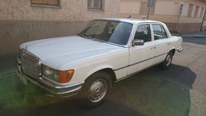 Mercedes-Benz W116 280 SE 1975