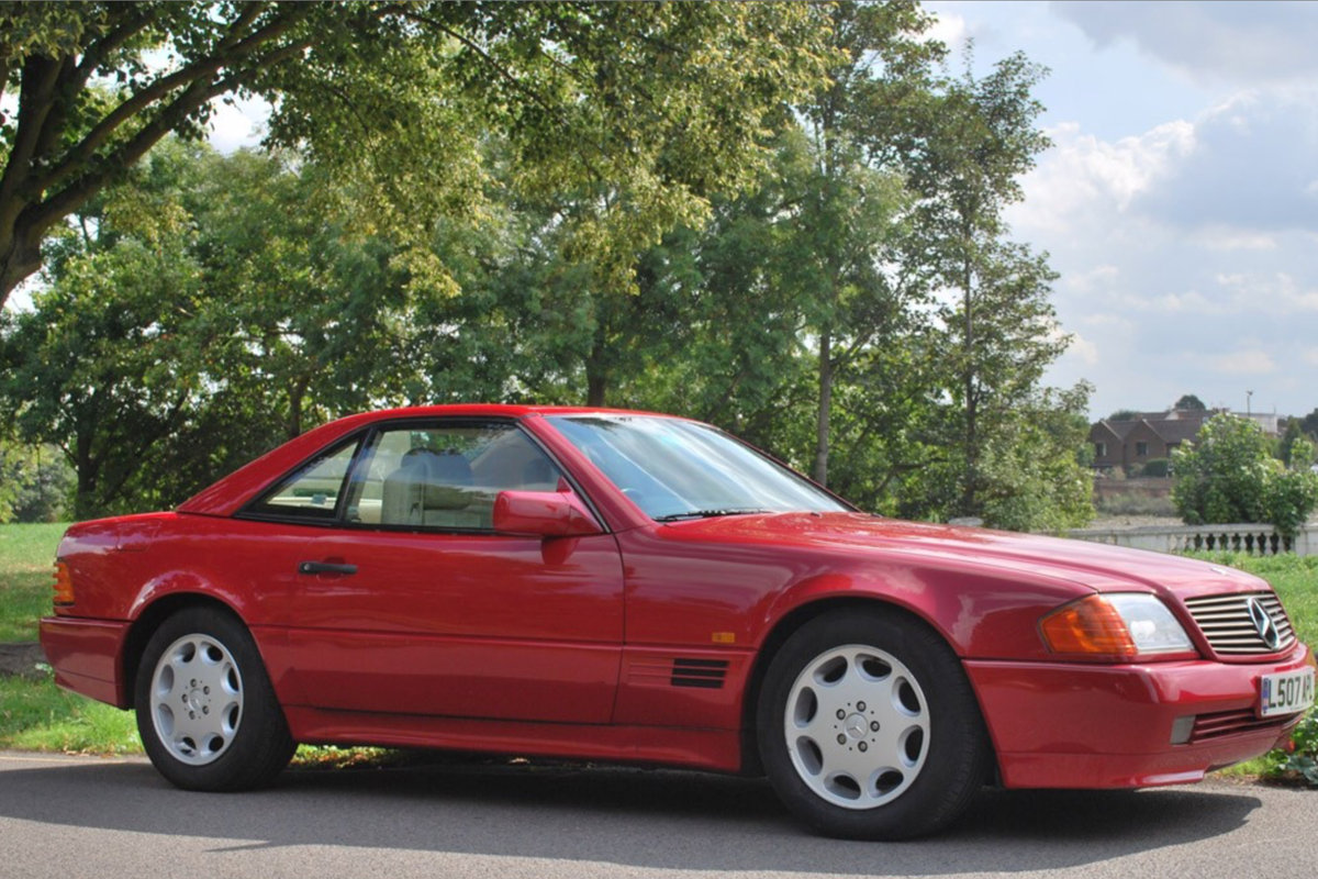 1993 Mercedes 280SL For Sale (picture 1 of 6)
