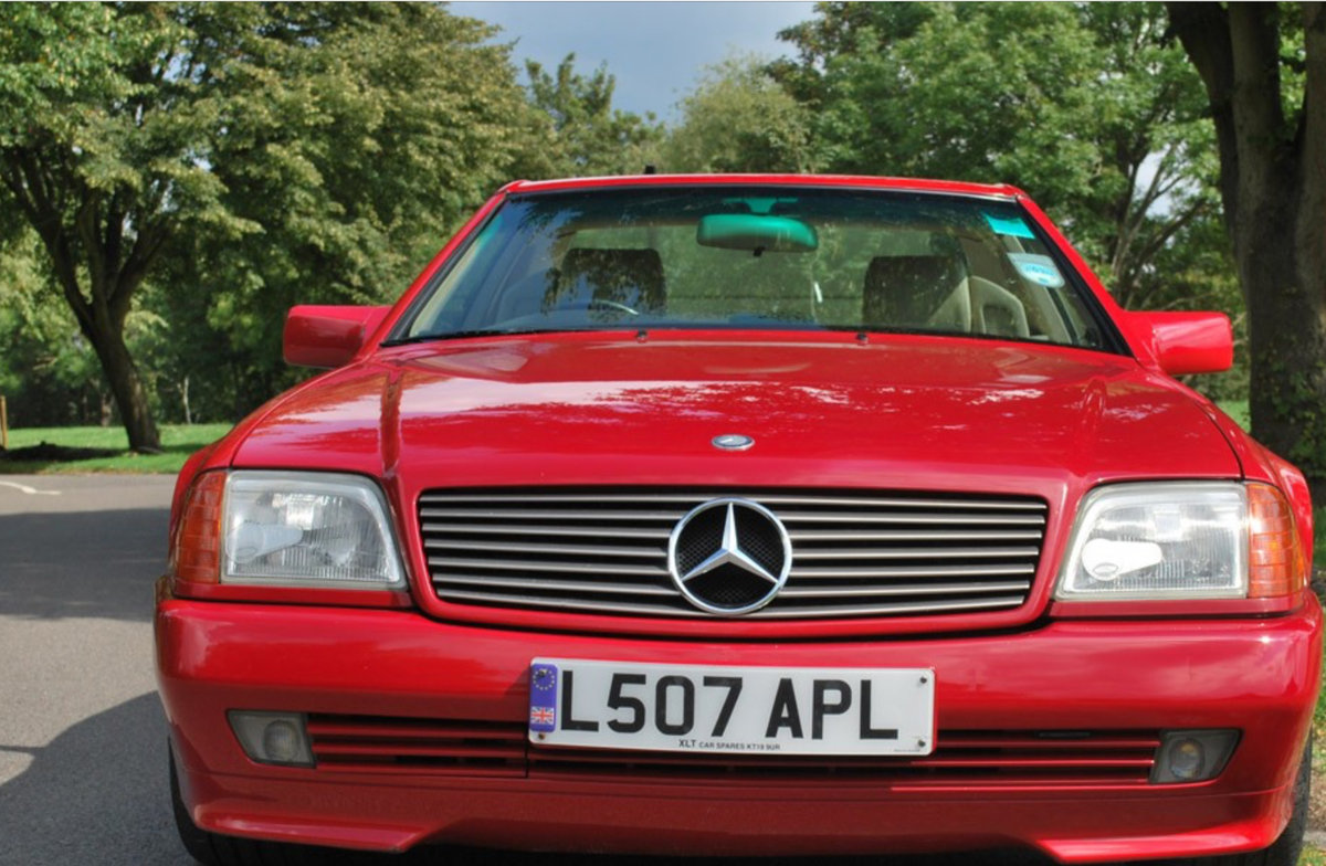 1993 Mercedes 280SL For Sale (picture 2 of 6)
