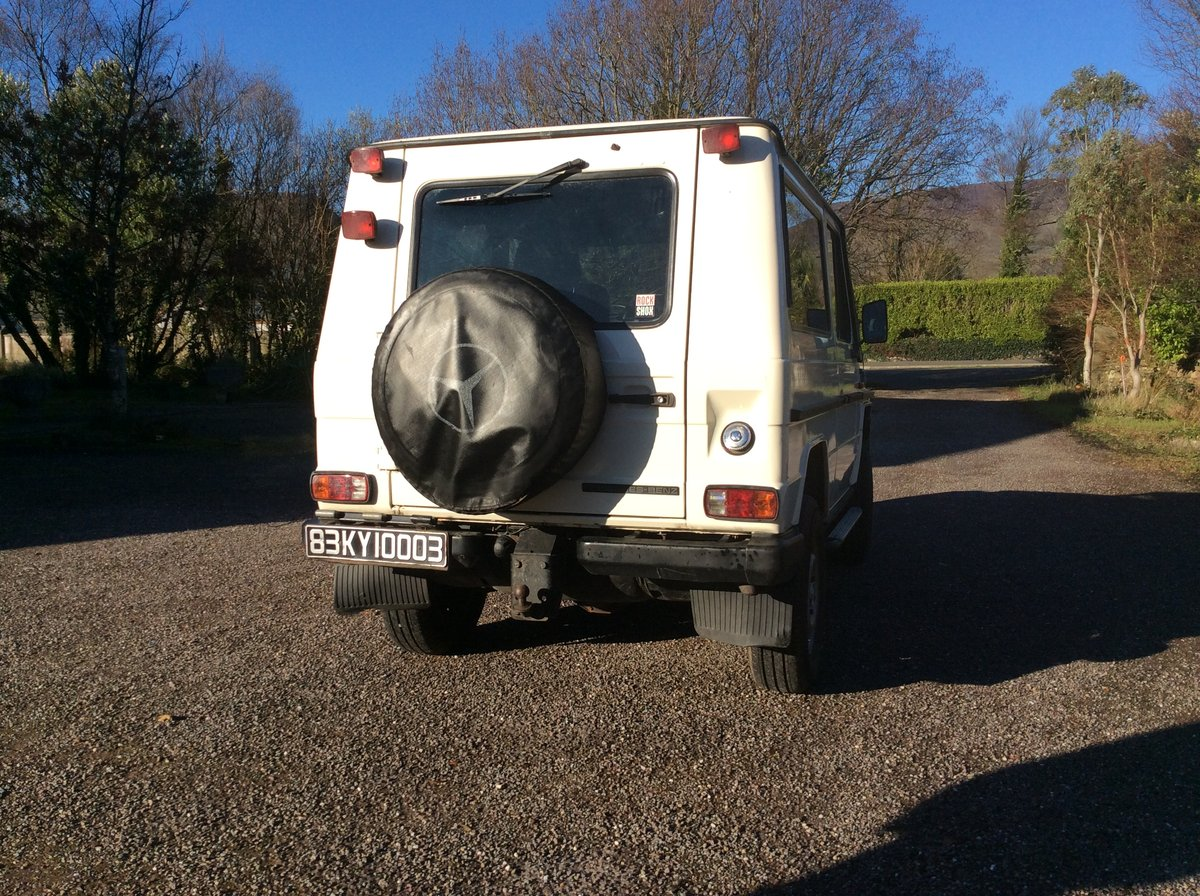 1983 Mercedes GWagon 300 GD. LHD For Sale (picture 6 of 6)