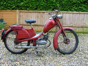 1958 Philips Gadabout Moped